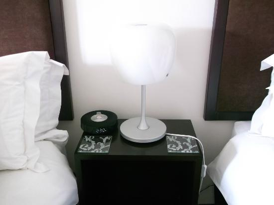Aaron Glen: Bedside table