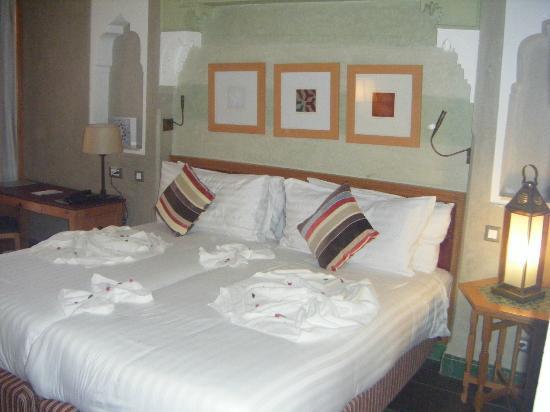 Hotel Les Jardins de l'Agdal: CHAMBRE