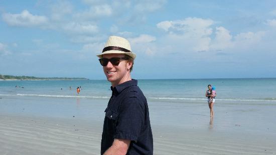 Hotel La Quinta del Sol: beach!