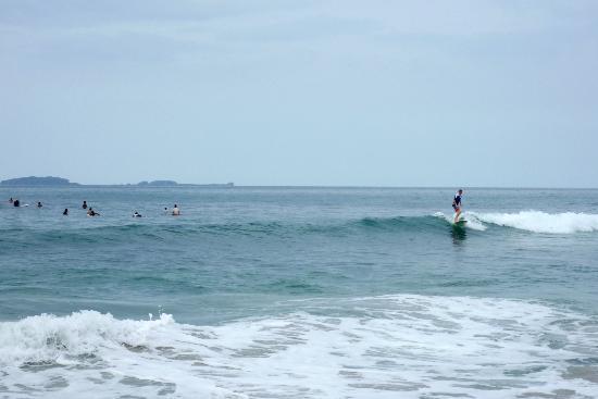 Hotel La Quinta del Sol: surf!