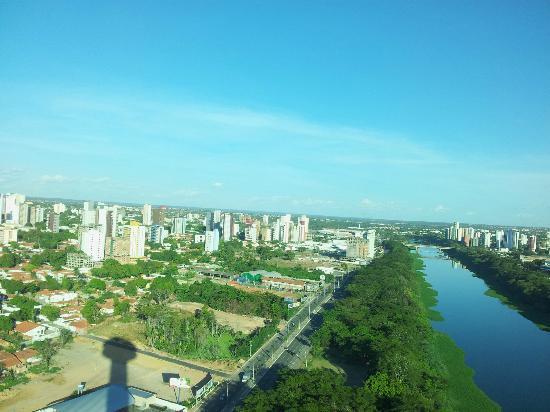 Teresina, PI: Vista do Mirante da ponte