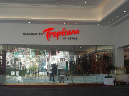 Entrance - Picture Of Tropicana Las Vegas