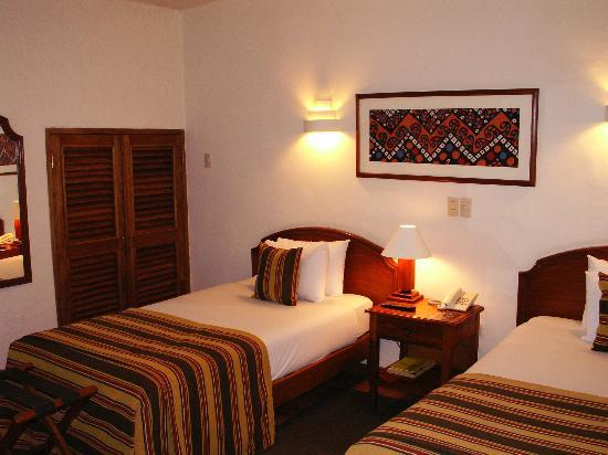 San Agustin International Hotel: Chambre