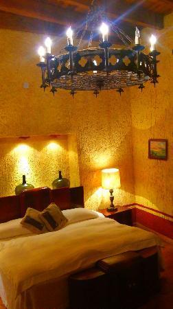 Hostal Casona de Manzano: suite #3
