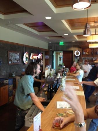 Deschutes Brewery: Welcome to Oregon Beer 101! 