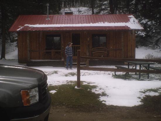 Rio Colorado Lodge: cabin 21