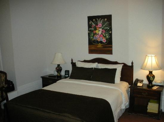 Hotel Ambrose: chambre 60 - 07 2012
