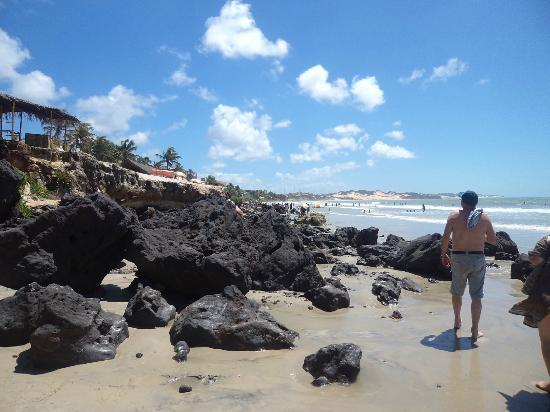 Cotovelo Beach : Praia