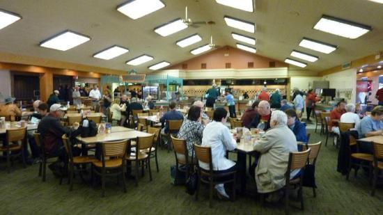 Yavapai Lodge Restaurant : yavapai cafe