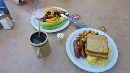 Yavapai Lodge Restaurant : yavapai cafe 2