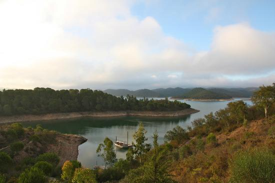 Moura Encantada Villa: Uitzicht