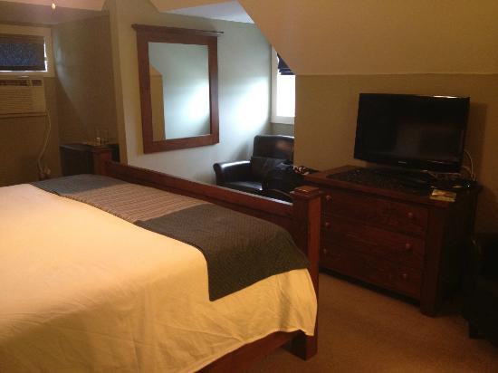 Bayside Inn : Room