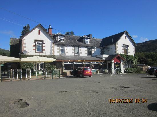 Ardlui Hotel: hotel