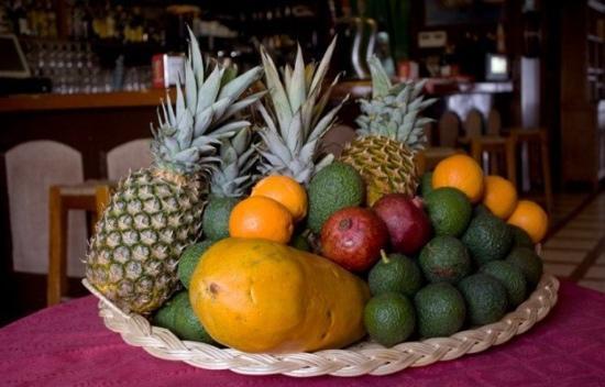 Mar de Plata: fruta