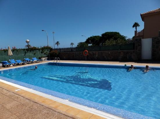 Santa Ana Villas: Zwembad