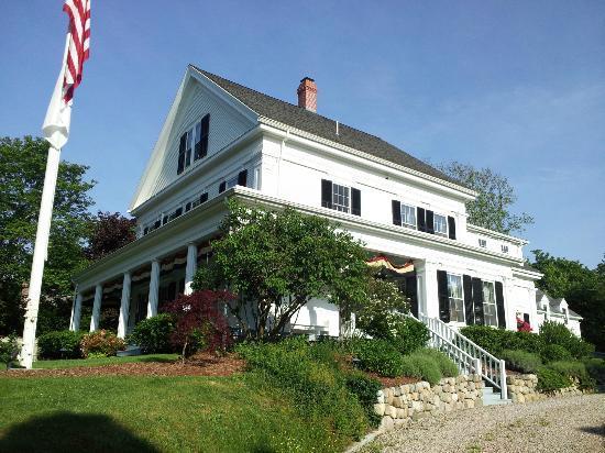 Liberty Hill Inn: The Main House