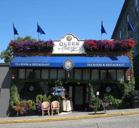 Queen Mary Tea - Picture of Queen Mary Tea, Seattle - TripAdvisor