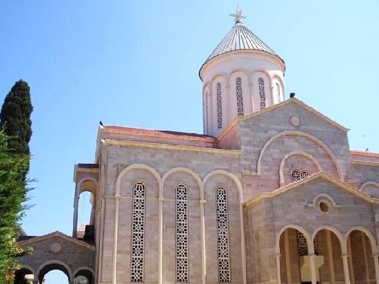 Cathedrale Saint Nichan des Armeniens Orthodoxes
