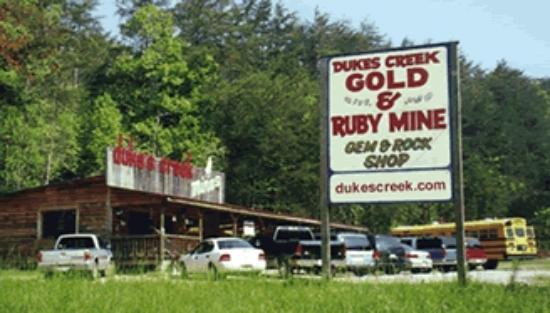 ‪Dukes Creek Gold & Ruby Mines‬