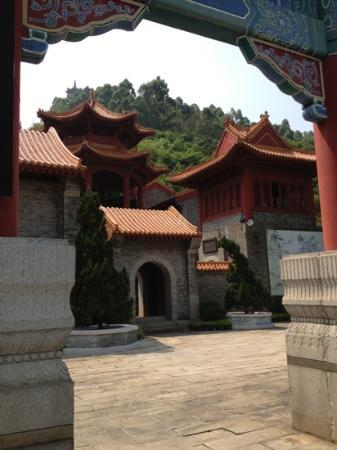 ‪Nansha Temple of the Queen of Heaven‬
