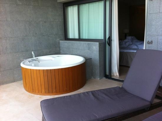 Radisson Blu Resort, Gran Canaria: Private jacuzzi