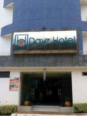 Dayz Hotel Caleta de Campos: Main entrance