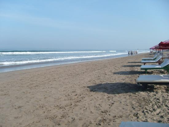 The Seminyak Village: Beach near Ku De Ta 