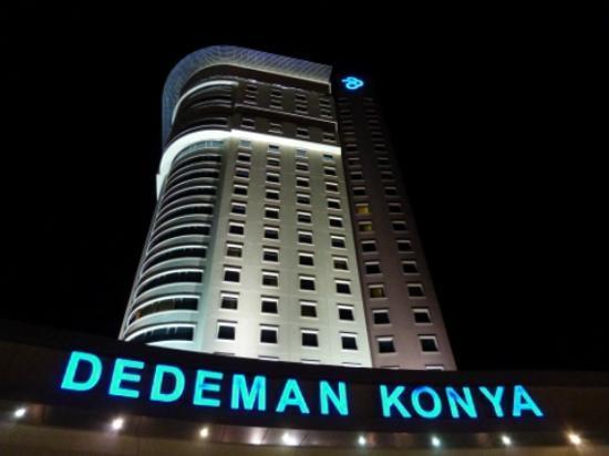 Dedeman Konya Hotel & Convention Center: ホテル