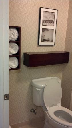 Residence Inn Waynesboro: Towels and bathroom
