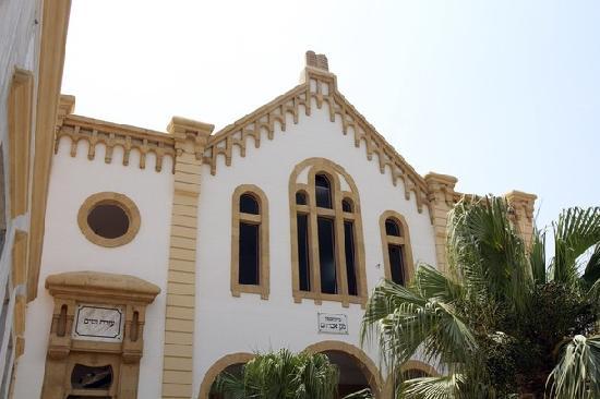 Synagogue Maghen Abraham
