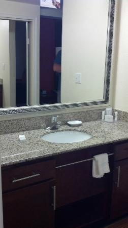 Residence Inn Waynesboro: Sink