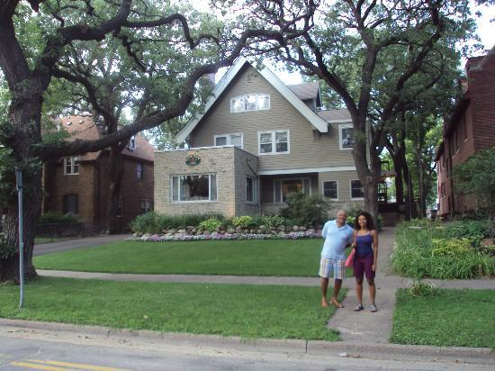 The Wales House: We love that Kelly and Julie are dedicated to saving this house in this historic district.