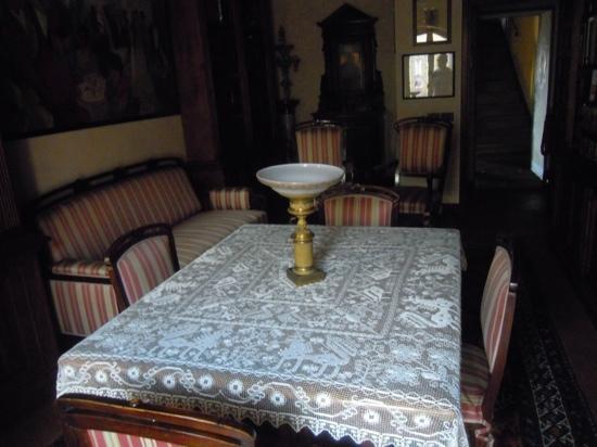 Castelletto di Montebenichi: cuarto de meditacion