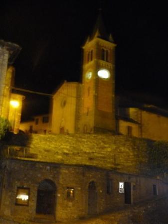 Castelletto di Montebenichi: llegar