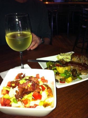 Brick Cellar : perfect meal
