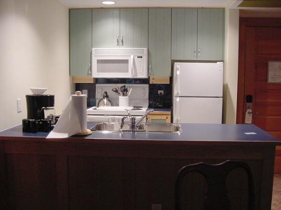 ليجيندز ويسلر: Kitchen