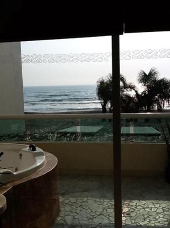 Artisan Family Hotels & Resorts Collection Playa Esmeralda: vista desde la suite