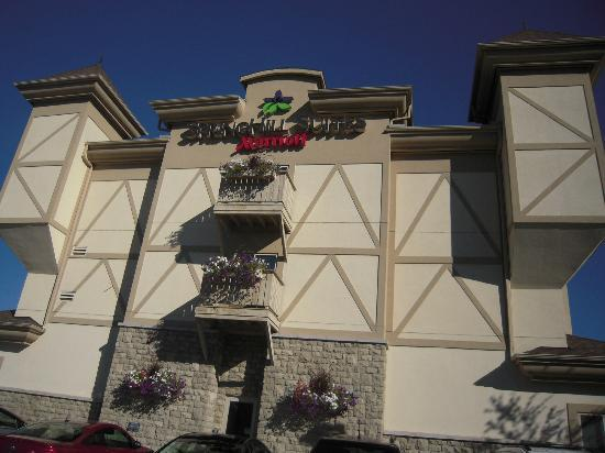 SpringHill Suites Frankenmuth: Front