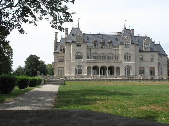 "Inns of Newport: Une des ""Mansions"" de Newport"