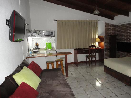 Dai Nonni Hotel: suite