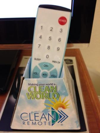 Best Western Gateway Grand: Clean Remote