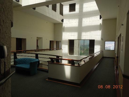 فور بوينتس باي شيراتون ميديلين: Hall de piso 11 del hotel