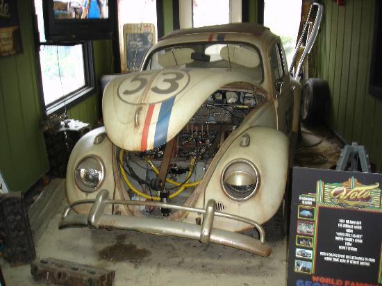 Volo Auto Museum: Herbie