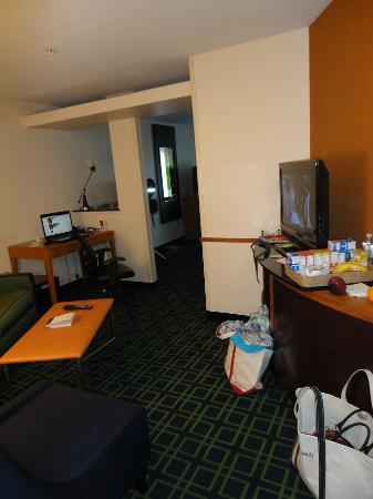 Fairfield Inn & Suites San Antonio North/Stone Oak: room 213