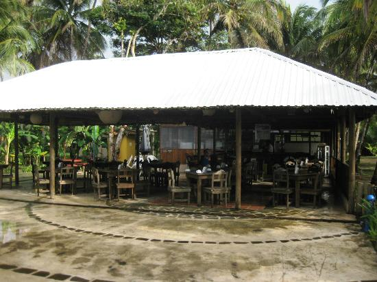 Hotel Playa Westfalia: Restaurant on site