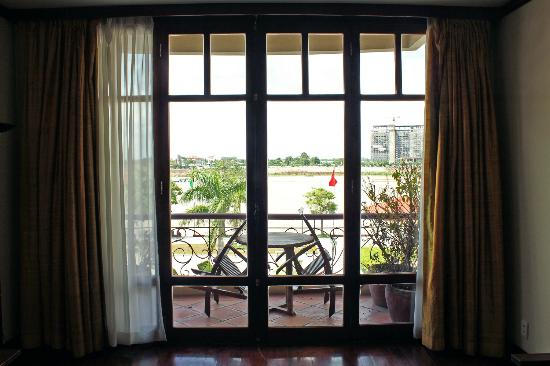 AMANJAYA Pancam Suites Hotel : View from our window