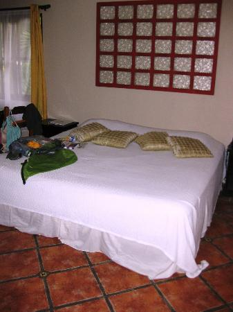 Hotel Playa Westfalia: Bed
