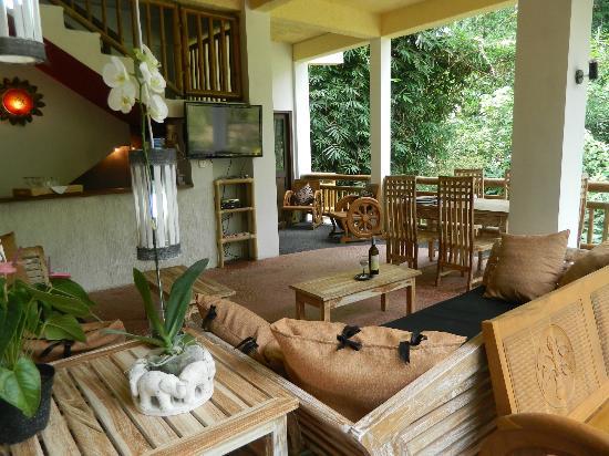 Villa Sabda: Confortable