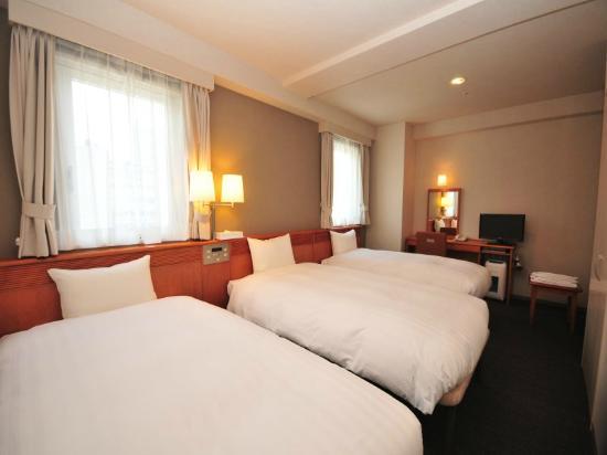 Hotel Premium Green Plus: トリプルルーム