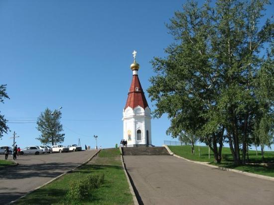 Krasnoyarsk, Russland: Часовня Параскевы Пятницы